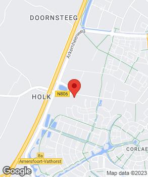 Locatie Autohandel Veldhuijzen op kaart