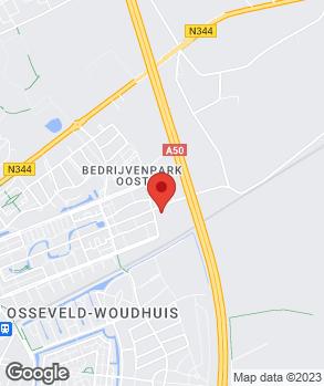 Locatie Auto Wientjes B.V. op kaart