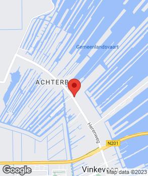 Locatie Auto MKW op kaart