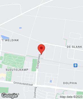 Locatie Autobedrijf Brefeld B.V. op kaart