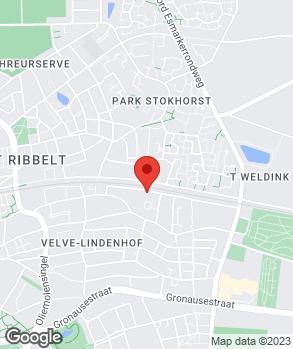 Locatie Ekker Autohandel op kaart