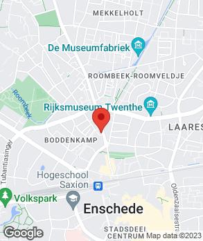 Locatie Stuivenberg B.V. op kaart