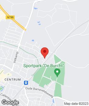 Locatie E. Pijpers Automobielen op kaart