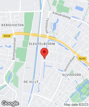 Locatie Euromaster Apeldoorn op kaart