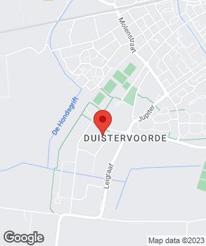 Locatie Autobedrijf Jos Willems Twello B.V. op kaart