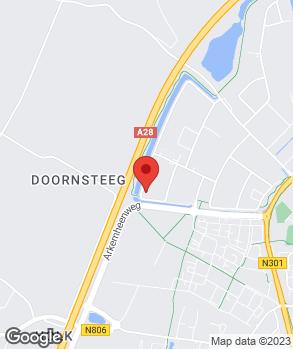 Locatie Autobedrijf Van Ramshorst B.V. op kaart