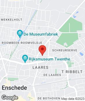 Locatie Auto Beckers V.O.F. op kaart
