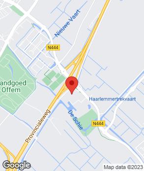 Locatie Autobedrijf Beuk B.V. op kaart
