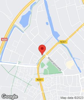 Locatie Visser Automotive op kaart