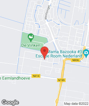 Locatie Autoservice Houtkamp op kaart