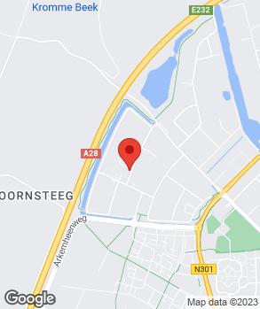 Locatie JOUW AUTOBEDRIJF op kaart
