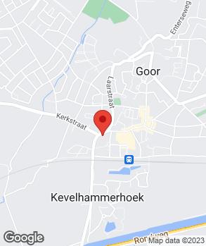 Locatie Wiegerinck Goor B.V. op kaart