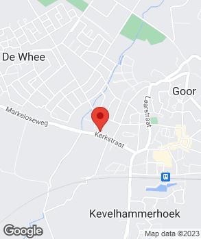 Locatie Autobedrijf Haafkes B.V. op kaart