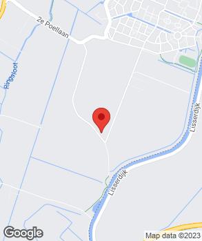 Locatie Garagebedrijf H. Schneider B.V. op kaart
