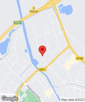 Locatie Autobedrijf Babacan op kaart