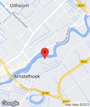 Locatie Car-Line op kaart