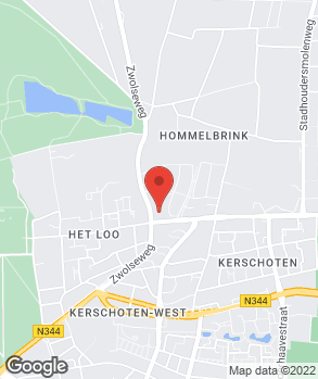Locatie Profile Car & Tyreservice Heuver Apeldoorn op kaart