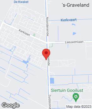 Locatie AS Automotive | Automobielbedrijf Arjan Schouwstra & Vader op kaart
