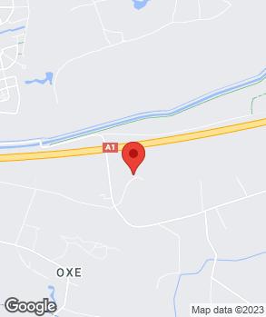 Locatie Autobedrijf Hoog Stoevenbeld Deventer op kaart