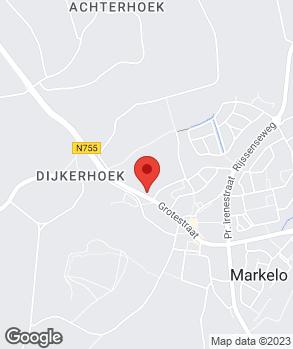 Locatie Autobedrijf Sjouke Dijkstra op kaart