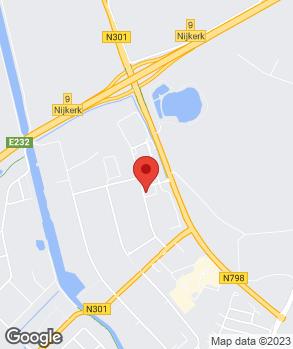 Locatie Torsius Autoservice op kaart