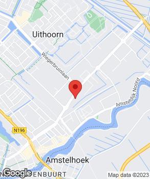 Locatie MIAVU Automotive B.V. op kaart