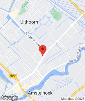 Locatie Autobedrijf J. Maas Uithoorn B.V. op kaart