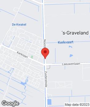 Locatie Garage Doesburg op kaart