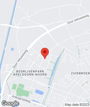 Locatie Autobedrijf Nijburg B.V. op kaart