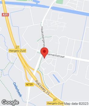 Locatie B.V. Autobedrijf E.C.T. op kaart