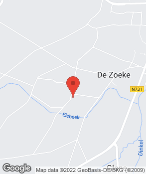 Locatie Autobedrijf Mark Steggink op kaart