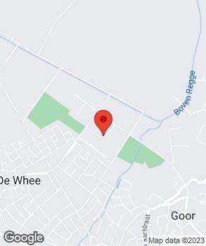 Locatie Van Erp Auto's & Campers op kaart