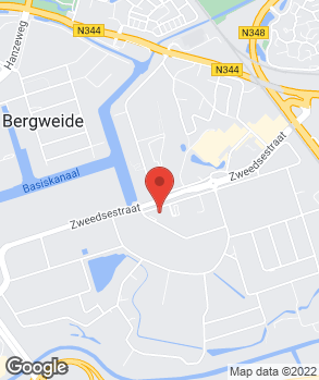 Locatie Profile Car & Tyreservice Auto Deventer op kaart