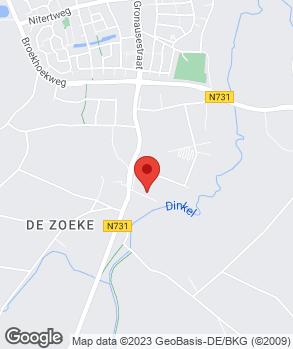 Locatie Auto Martin op kaart