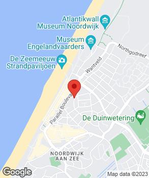 Locatie B. van der Ploeg Autoservice op kaart
