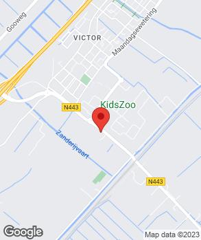Locatie Autobedrijf J. Breedijk op kaart