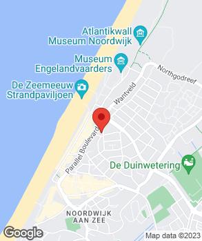 Locatie Johan van Rijn Autobedrijf op kaart
