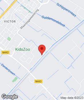 Locatie V.O.F. Lenting op kaart