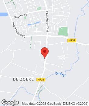 Locatie Auto Oortman op kaart