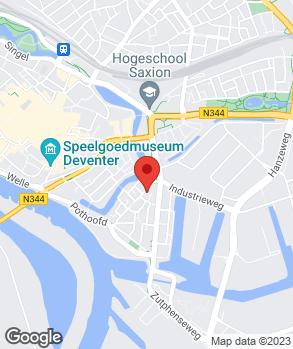 Locatie O.N.S. Auto's op kaart