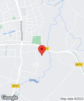Locatie Autobedrijf Stoevenbeld V.O.F. op kaart
