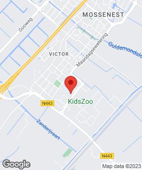 Locatie Autoschade Bollenstreek op kaart