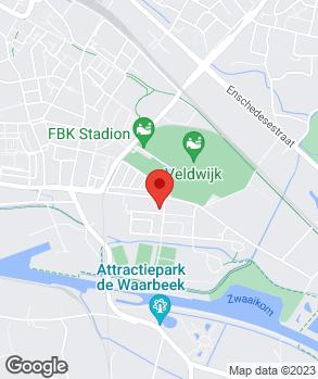 Locatie Autobedrijf Karaman op kaart