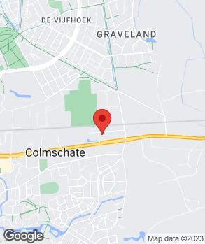 Locatie Autobedrijf Bouwman B.V. op kaart