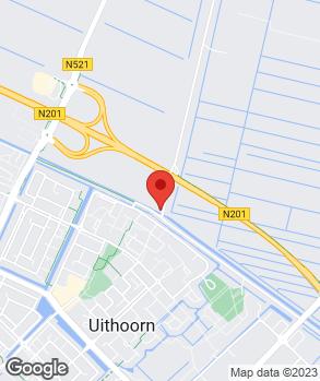 Locatie Autopolder op kaart