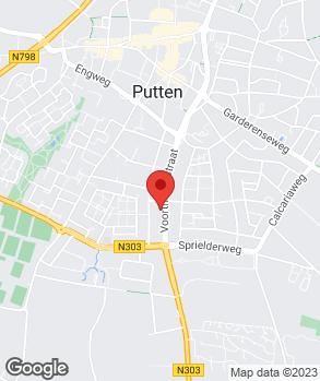 Locatie Autobedrijf Kleijer op kaart