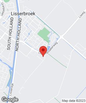 Locatie Lisser Automobiel Bedrijf op kaart