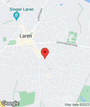 Locatie Auto Willenborg B.V. op kaart