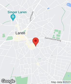 Locatie Garagebedrijf M. Koster B.V. op kaart