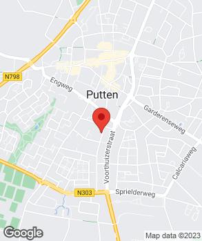Locatie Handelsonderneming Van Burgsteden op kaart